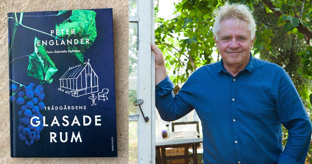 Boksläpp trädgårdens glasade rum med och av Peter Englander